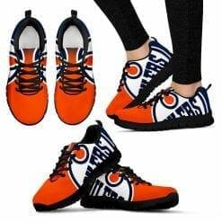 NHL Edmonton Oilers Running Shoes