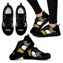 NHL Pittsburgh Penguins Running Shoes