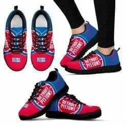 NBA Detroit Pistons Running Shoes V2