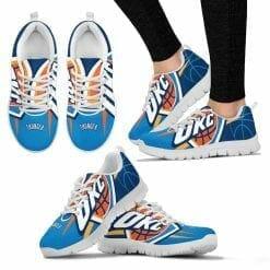 NBA Oklahoma City Thunder Running Shoes V2