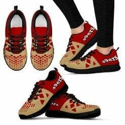 NFL San Francisco 49ers Running Shoes V2