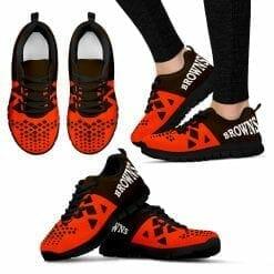 NFL Cleveland Browns Running Shoes V2