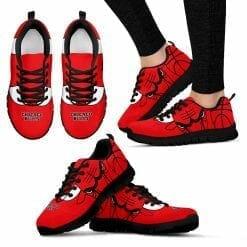 NBA Chicago Bulls Running Shoes V2