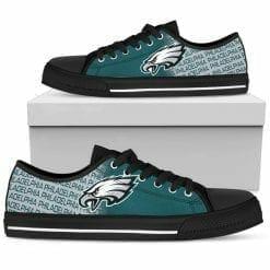 NFL Philadelphia Eagles Low Top Shoes
