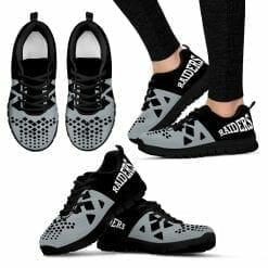 NFL Oakland Raiders Running Shoes V2