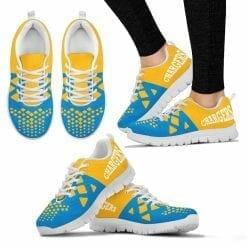 NFL Los Angeles Chargers Running Shoes V2