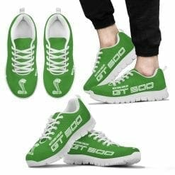 Shelby GT500 Running Shoes Green