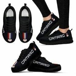 Chevrolet Camaro Running Shoes Mosaic Black Metallic