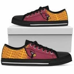 NFL Arizona Cardinals Low Top Shoes