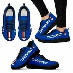 Chevrolet Camaro Running Shoes Hyper Metallic Blue