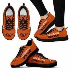 Chevrolet Corvette Running Shoes Sebring Orange Tintcoat