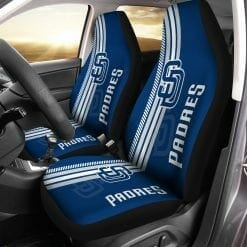 MLB San Diego Padres Pair of Car Seat Covers