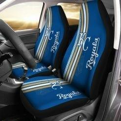 MLB Kansas City Royals Pair of Car Seat Covers