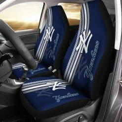 MLB New York Yankees Pair of Car Seat Covers