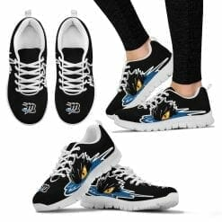 AHL Cleveland Monsters Running Shoes