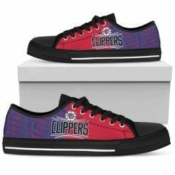 NBA LA Clippers Low Top Shoes