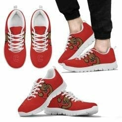 NCAA Cornell Big Red Running Shoes