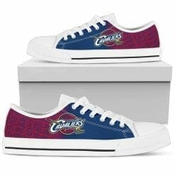 NBA Cleveland Cavaliers Low Top Shoes