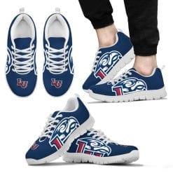 NCAA Liberty Flames Running Shoes