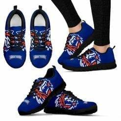 AHL Bridgeport Sound Tigers Running Shoes