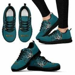 AHL San Jose Barracuda Running Shoes