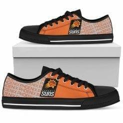 NBA Phoenix Suns Low Top Shoes