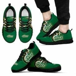 NCAA Charlotte 49ers Running Shoes