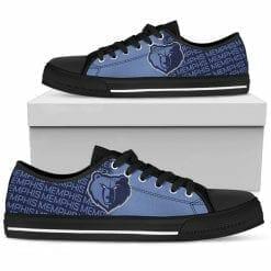 NBA Memphis Grizzlies Low Top Shoes