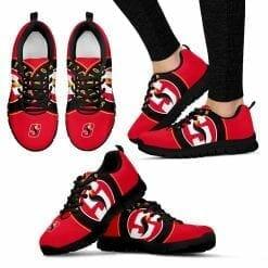 AHL Stockton Heat Running Shoes