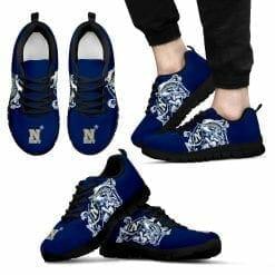 NCAA Navy Midshipmen Running Shoes
