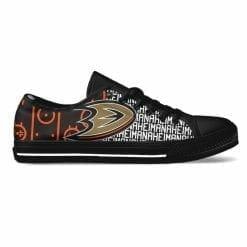 NHL Anaheim Ducks Low Top Shoes