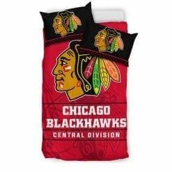 NHL Chicago Blackhawks Bedding Set