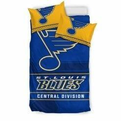 NHL St. Louis Blues Bedding Set