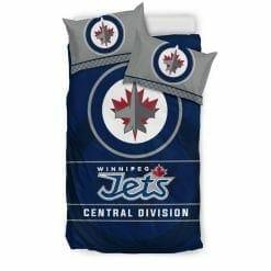 NHL Winnipeg Jets Bedding Set