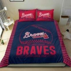 MLB Atlanta Braves Bedding Set