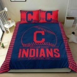 MLB Cleveland Indians Bedding Set