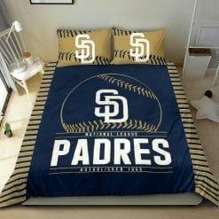 MLB San Diego Padres Bedding Set