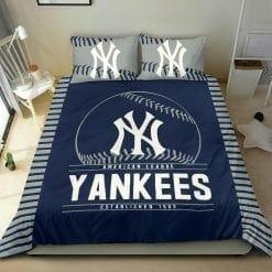 MLB New York Yankees Bedding Set