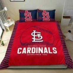 MLB St. Louis Cardinals Bedding Set