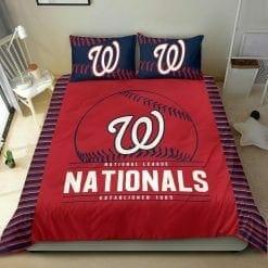 MLB Washington Nationals Bedding Set