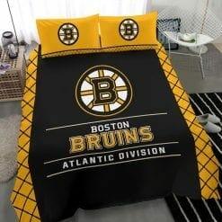 NHL Boston Bruins Bedding Set