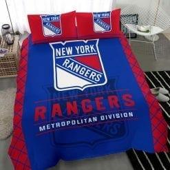 NHL New York Rangers Bedding Set