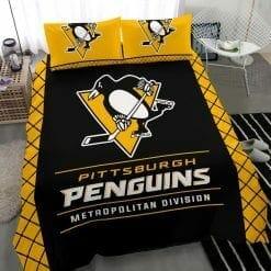 NHL Pittsburgh Penguins Bedding Set
