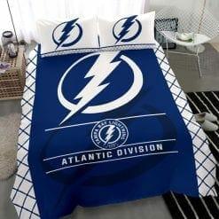 NHL Tampa Bay Lightning Bedding Set