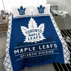 NHL Toronto Maple Leafs Bedding Set
