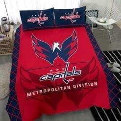 NHL Washington Capitals Bedding Set