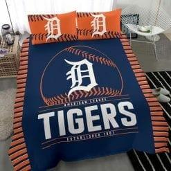 MLB Detroit Tigers Bedding Set