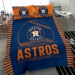 MLB Houston Astros Bedding Set