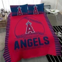 MLB Los Angeles Angels Bedding Set