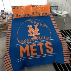 MLB New York Mets Bedding Set